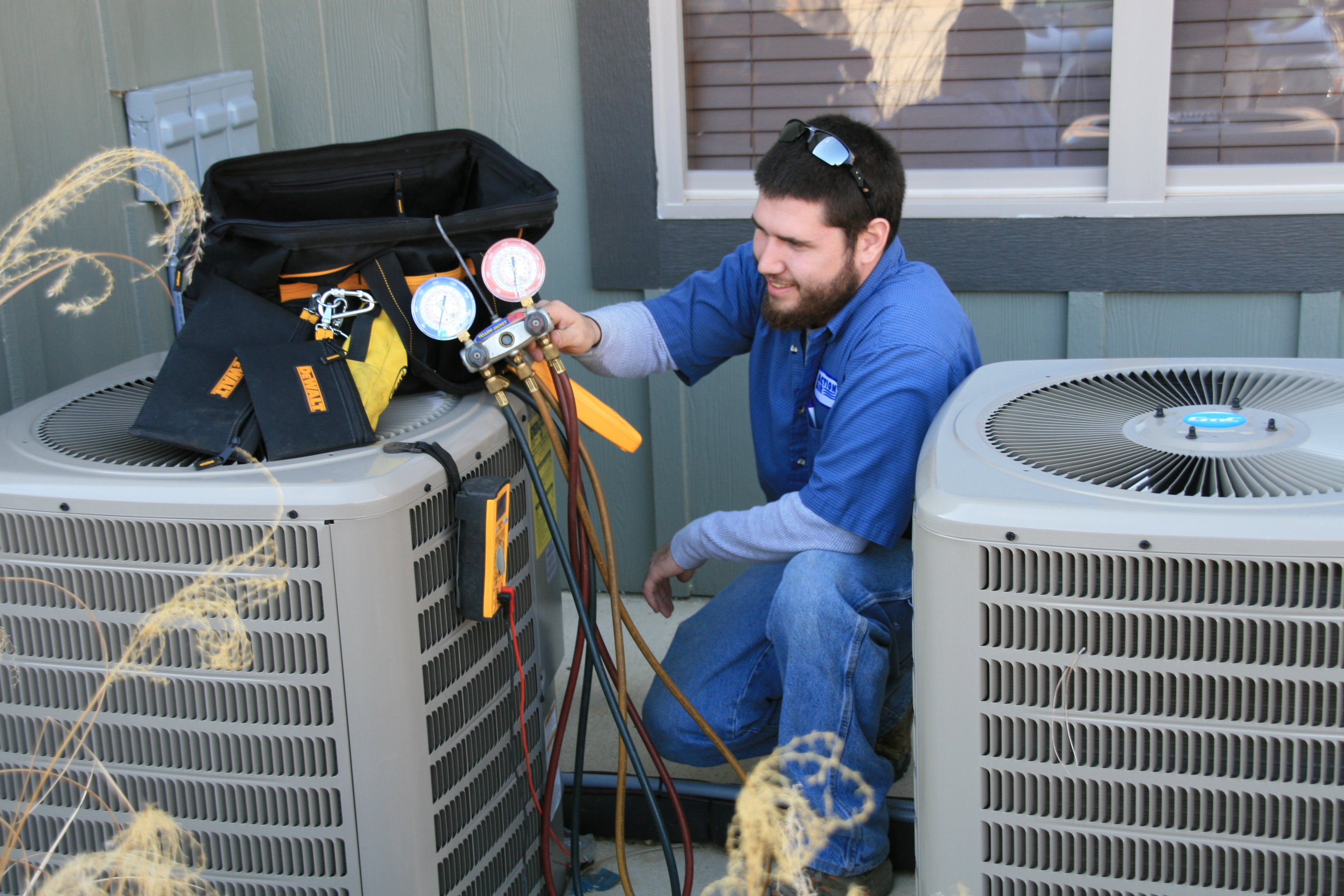 Hvac Service for Beginners